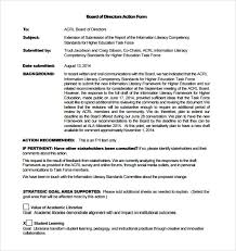 Professional Business Memo Template