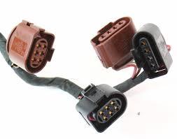 o2 oxygen sensor wiring harness plugs pigtails 04 06 vw phaeton o2 oxygen sensor wiring harness plugs pigtails 04 06 vw phaeton 4 2 v8 genuine