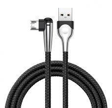 Кабель <b>Baseus MVP</b> Elbow <b>Mobile</b> Game сable micro USB - USB ...
