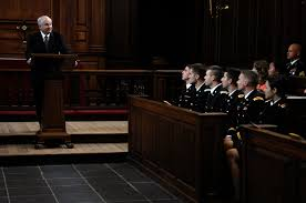 u s department of defense photo essay  secretary of defense robert m gates speaks to rotc cadets during an oath of enlistment