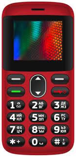 Мобильный <b>телефон Vertex</b> C311 Red - купить кнопочный ...