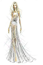 эскизы свадебного платья для леди гага от ведущих дизайнеров Looktm