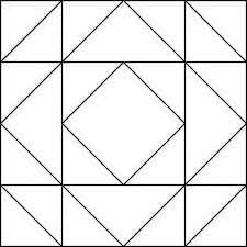 11 best Quilt patterns images on Pinterest | Quilt patterns ... & Page Quilt Coloring Sheets, log cabin or barn raising quilt block . Adamdwight.com