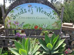 gardens are decorated with lights and patrons get to sing carols there is a fairy festival orchid fair and much more
