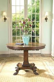 corner foyer table. Foyer Table Round Wooden Picture Tables Within Decor 15 Corner N