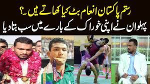 Pakistani Star Wrestler Inam Butt Speaks About His Diet Plan Jaago Lahore