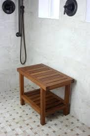 shower teak bench teak benches for shower belham living corner teak shower bench with shelf