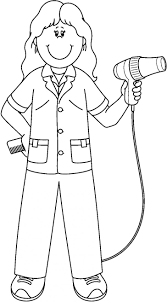 Small Picture Community Helpers Coloring Page Az Pages Inside Sheets Throughout