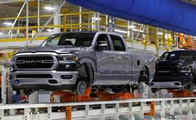 Focus: To make more Ram trucks, Fiat Chrysler reconsiders Mexico