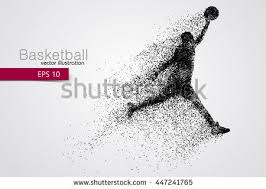 Basketball Drawing Pictures Running Basketball Player Download Free Vector Art Stock Graphics