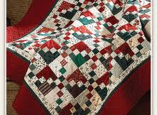 Christmas Quilts Archives - Page 10 of 21 - Quilting Digest & This Rich and Elegant Quilt is Simply Gorgeous Adamdwight.com