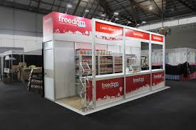 Display Stands Brisbane 100 DISPLAYS Freedom Foods 100 DISPLAYS Display Solutions 67