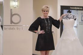 lori allen of bridals by lori is showing brides the way to their dream dresses in season 10 of say yes to the dress atlanta this summer