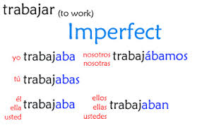 Imperfect Tense Spanish Conjugation Chart Jugar Conjugation Song