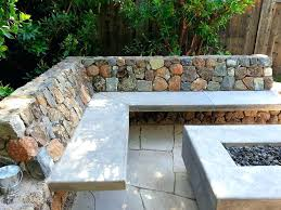 surprising stone bench stone bench diy stone bench tops