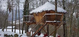 Pyrenees Treehouses Stunning Views and Magic Mountains