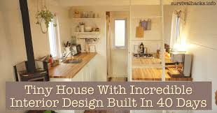 Small Picture Wonderful Tiny House Interior Design 0011 With Ideas