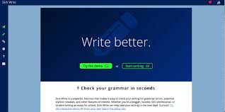 tools for editing essays online com slick write