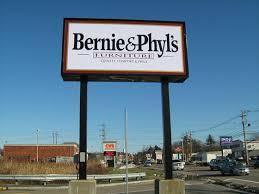 MA Bernie & Phyl s Furniture Store Pylon Sign