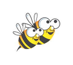 Vector art logo honey bee download | Vector Logos Free Download ...