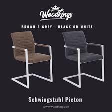 Schwingstuhl Picton Von Woodkings Freischwinger Esszimmer