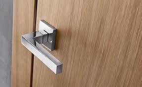 door furniture. _Divara-Chrome-handle-from-Deuren Door Furniture