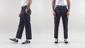 Dickies Fit Guide How Do Dickies Work Pants Fit How To
