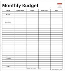 Budget Sheet Free Printable Free Worksheet Template Free Printable Budget Planner Spreadsheet