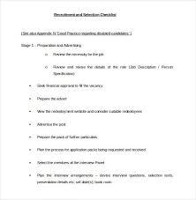Checklist Template Word 34 Word Checklist Templates Free Premium Templates