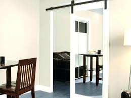 barn door bedroom closet doors sliding bathroom elegant for privacy slidin