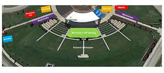 Welcome To The Liberty Bank Amphitheater Tickets