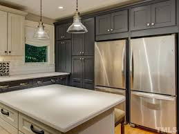 Yellow Bungalow Featured On LIOLI For Sale In Raleigh NC...two Refrigerators
