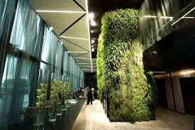 green wall lighting. So We Found Some Tips On How To Design An Award Winning Hotel. One Of Green Wall Lighting