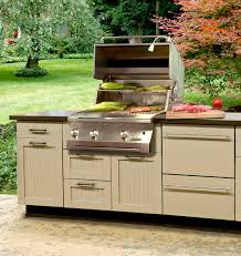 Brown Jordan Outdoor Kitchens Can You Fit Danver Cabinets To An Existing Patio Or Deck