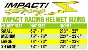 Simpson Racing Helmet Sizing Chart Properly Fitting A Helmet