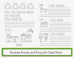 worksheet reduce reuse recycle worksheets worksheet and worksheet reduce reuse recycle worksheets classroom bies class made earth day booklet students trace the beginning