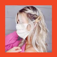 Celebs love short hairstyles, these haircuts look great for the spring and summer and you can transform your look for the new year. 7 Face Mask Hairstyles To Keep Your Ears From Hurting Or Rubbing