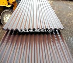 hot whole corrugated galvanized sheet metal roofing decorative roofs sizes cor steel metal corrugated galvanized sheet for roofing