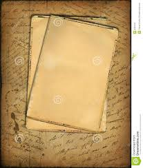 old paper the hand written text stock photography image old paper the hand written text