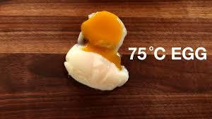 75 C Egg Sous Vide Recipe Chefsteps