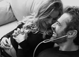 Luca Argentero e Cristina Marino, presto genitori: «Io e te ...