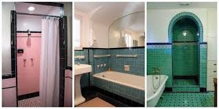 1940 Bathroom Design Mesmerizing 48s Bathroom Design Architecture Home Design