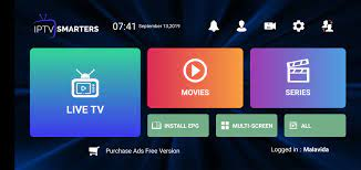 IPTV Smarters Pro 2.2.2.6 - Download für Android APK Kostenlos