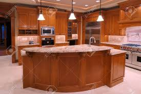 American Kitchen Luxury American Kitchen Series Stock Photo Picture And Royalty