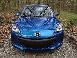 2012 Mazda Mazda3 i Grand Touring 4-Door Test Drive - The Gadgeteer