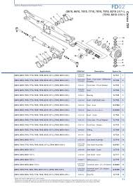 ford front axle page 77 sparex parts lists diagrams s 73978 ford fd02 71