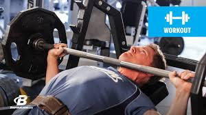 steve cook chest and triceps workout big man on cus