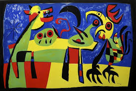 joan miro famous spanish surrealist artist world of theatre and art place for beautiful things