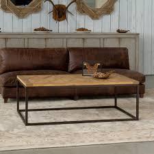 Floor Tables Parquet Floor Coffee Table Sarreid Ltd Portal Your Source