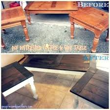 refinishing a coffee table refinishing coffee table ideas cute lovely chalk paint refinish rustic painted coffee tables images